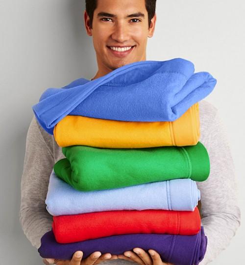 Pledas Gildan DryBlend™ Fleece Stadium Blanket 001.09