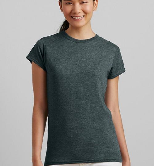 Marškinėliai GILDAN Ring Spun T-Shirt 131.09 women