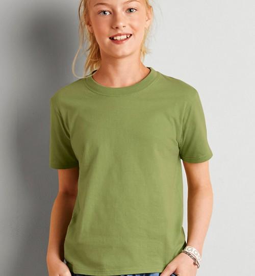 Marškinėliai GILDAN Ring Spun T-Shirt 138.09 kids