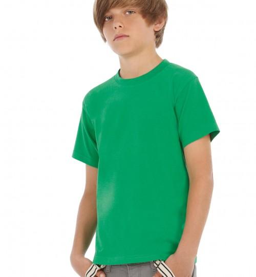 Marškinėliai BC Exact 190 kids