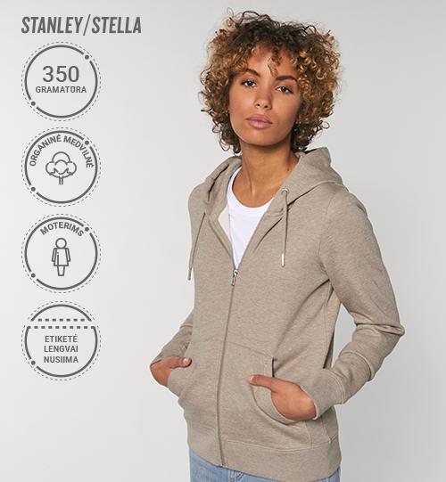 Moteriškas džemperis Stanley/Stella Lietuva Editor STSW 149 Women