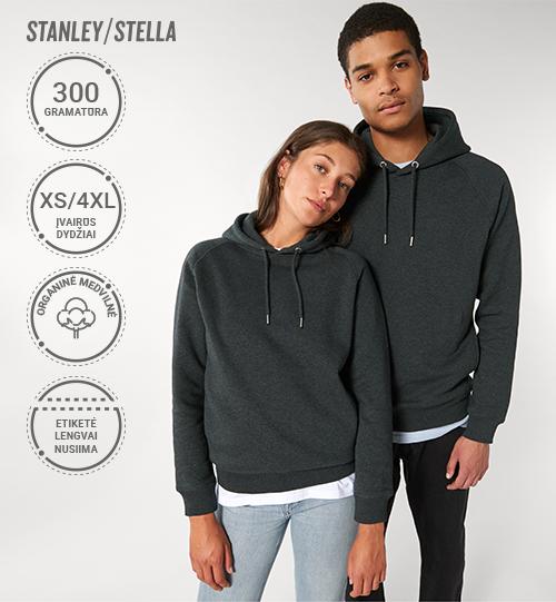 Džemperis Stanley/Stella Lietuva Sider STSU 824 Unisex