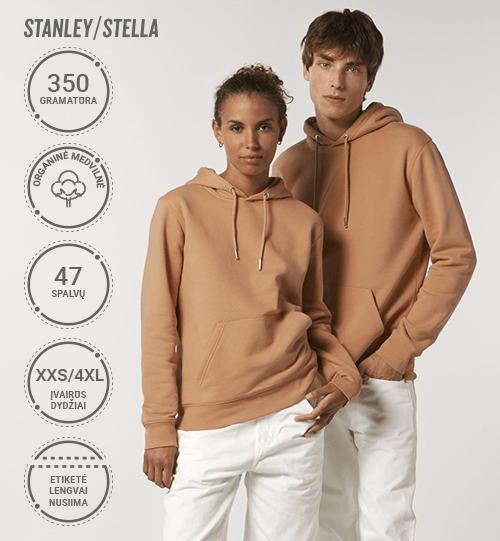 Džemperis Stanley/Stella Lietuva Stanley/Stella Cruiser STSU 822 Unisex