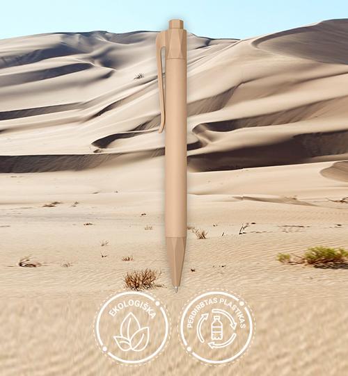 Ekologiškas bioplastiko 10774364 Terra corn plastic ballpoint pen
