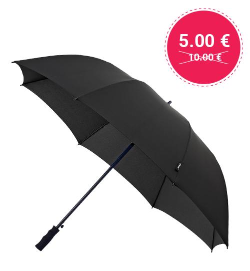 Automatinis golfo neperpučiamas skėtis Falcone® golf umbrella, automatic, windproof GP-58-8120