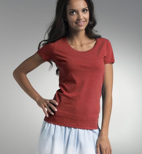 Marškinėliai PROMOSTARS Ladies' melange 21183