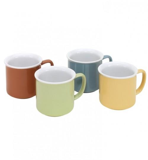 """Keraminių puodelių rinkinys """"4 seasons"""" 56-0340042"""