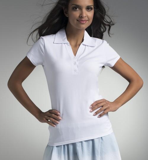Polo marškinėliai moterims Promostars Coast *42273/42274