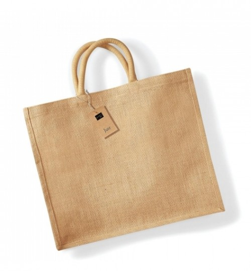 Krepšys Jute Shopper Bag 608.28