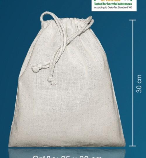Medvilniniai maišeliai Bags by JASSZ (įvairių dydžių)