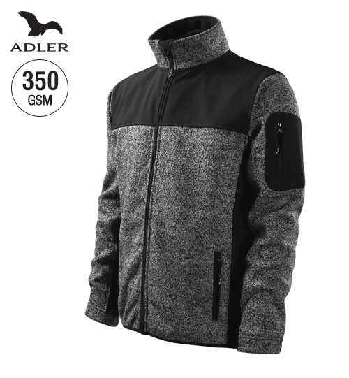 Flisinis džemperis Adler CASUAL 550 Rimeck men