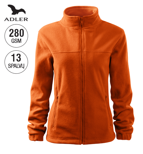 Flisinis džemperis Adler JACKET 504 Rimeck women
