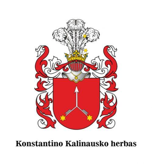 Konstantino Kalinausko herbas