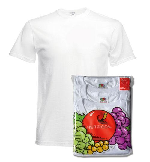 Apatiniai marškinėliai FRUIT UNDERWEAR T 67-082-3 995.01