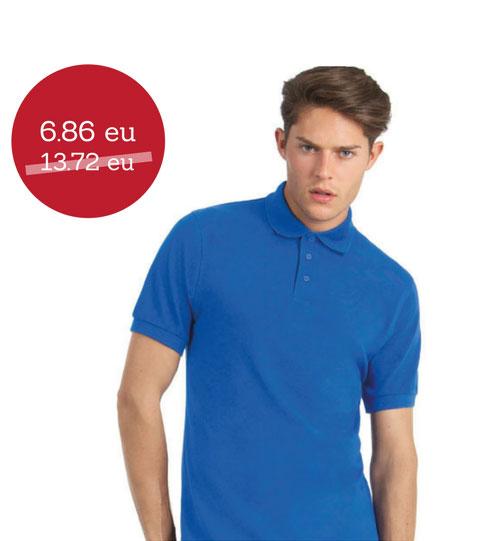 IŠPARDAVIMAS Polo marškinėliai BC SAFRAN/MEN