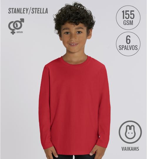 SS Marškinėliai Stanley Stella MINI HOPPER STTK 907 kids