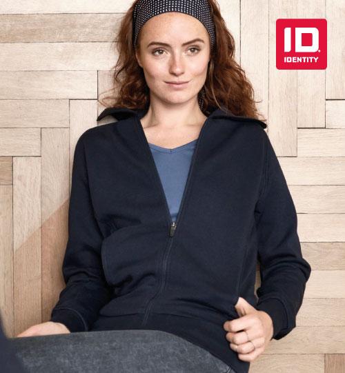 Džemperis Ladies cardigan sweatshirt 0624 ID Identity women