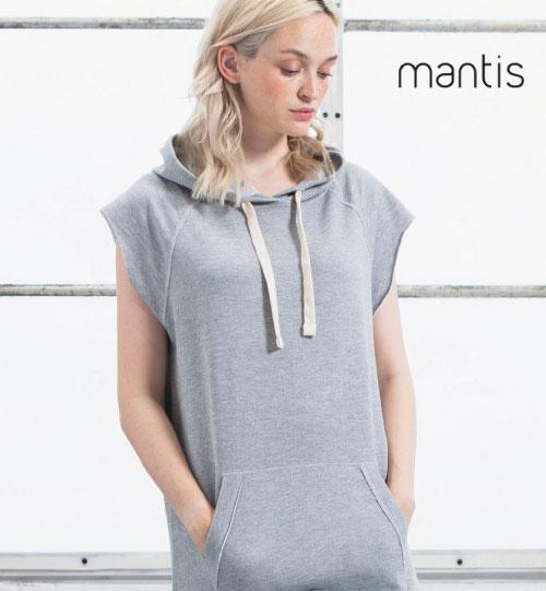 Džemperis  Women's Oversized Sleeveless Hoodie 213.48  M113 MANTIS