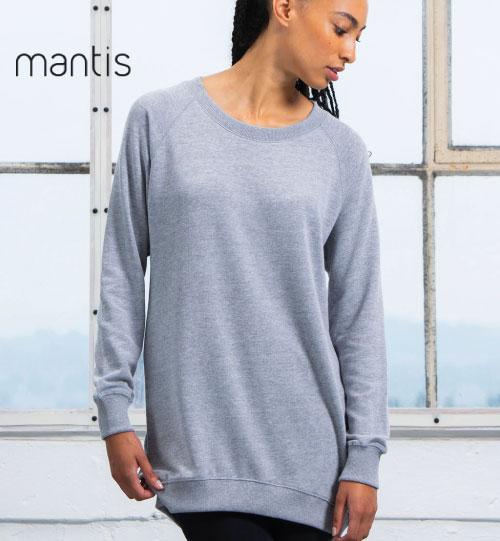Džemperis Long Length Sweat M121 MANTIS