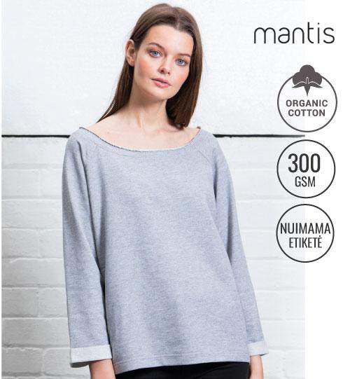 Džemperis Flash Dance Sweat 206.48 M128 MANTIS