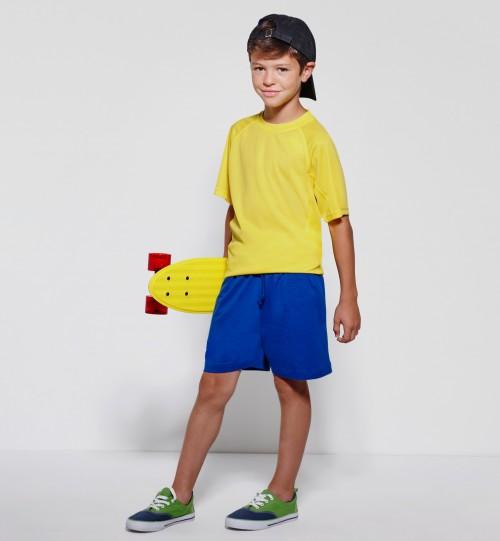 Vaikiški marškinėliai sportui ROLY Montecarlo 0425