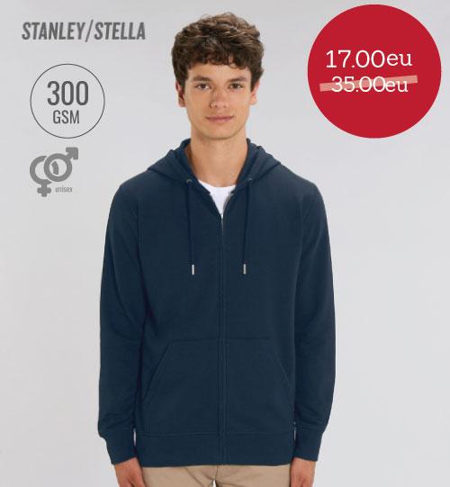 IŠPARDAVIMAS Džemperis Stanley & Stella CONNECTOR Unisex