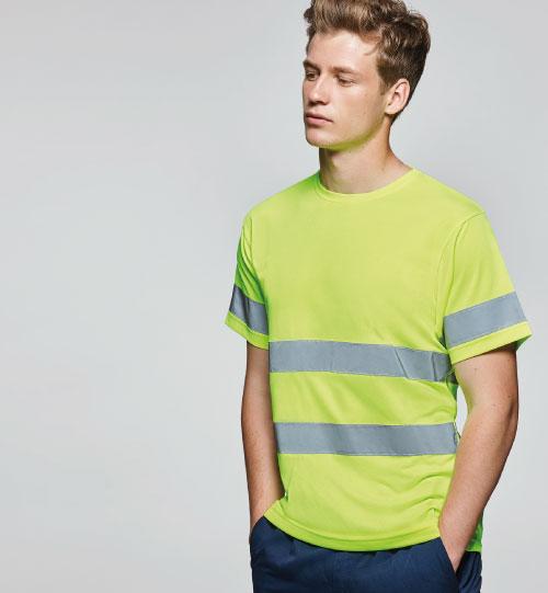 Hi-Viz marškinėliai DELTA 9310 ROLY