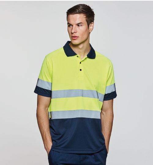 Hi-Viz polo marškinėliai POLARIS 9302 ROLY