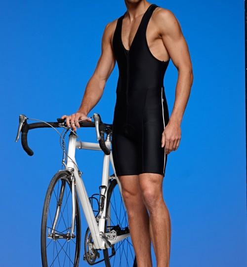 Dviratininko apranga Bike Short Tights with Straps JN323