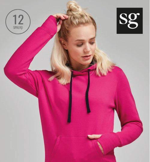 Džemperis Ladies Contrast Hoodie 254.52 SG24F SG