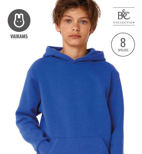 Džemperis  Hooded/kids Sweat 278.42 (WK681) B&C
