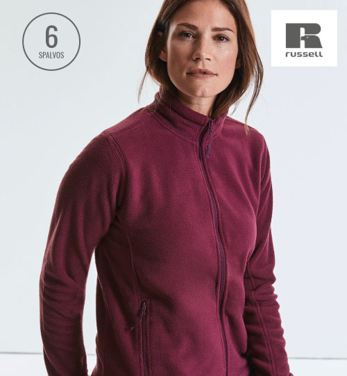 Džemperis Ladie's Full Zip Outdoor Fleece 819.00 R-870F-0 RUSSELL