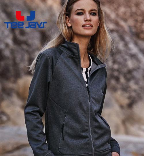 Sportinis džemperis Ladies Performance Zip Sweat 213.54 5603 TEE JAYS