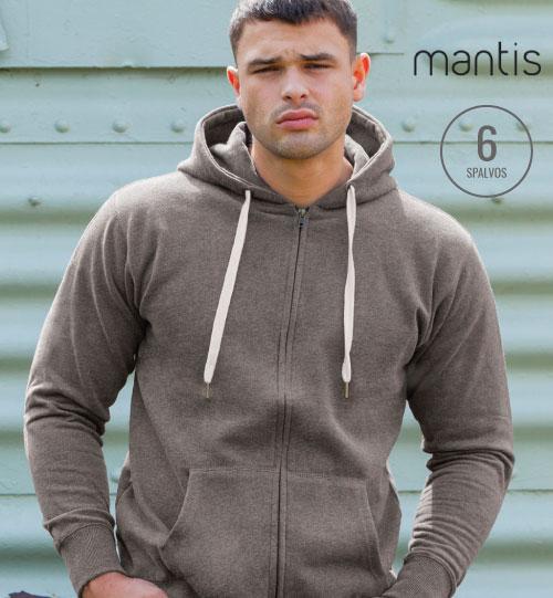 Džemperis  Men's Superstar Zip Through Hoodie 293.48 M83 MANTIS