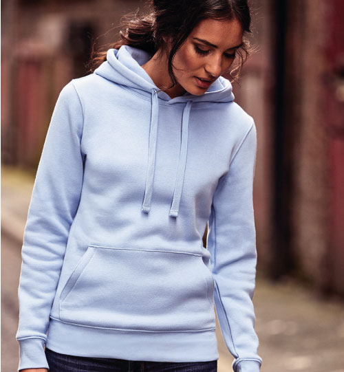 Džemperis Autentic Hooded Sweat Ladies 249.00 R-265F-0 RUSSELL