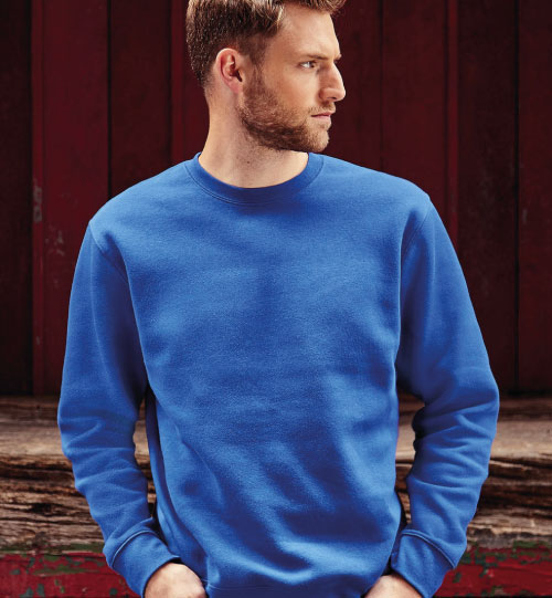 Džemperis Authentic Set-In Sweatshirt 216.00 R-262M-0 RUSSELL