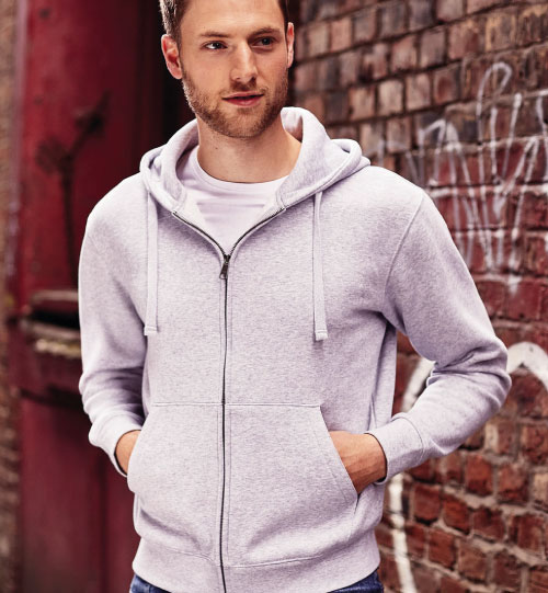 Džemperis Authentic Zipped Hood 266.00 R-266M-0 RUSSELL