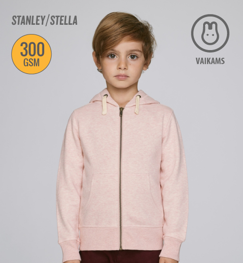 SS Džemperis Stanley Stella Mini Voyages STSK902 kids