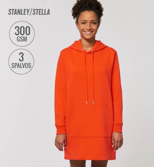 Prailgintas džemperis-suknelė Stanley Stella Streeter STSW143 women