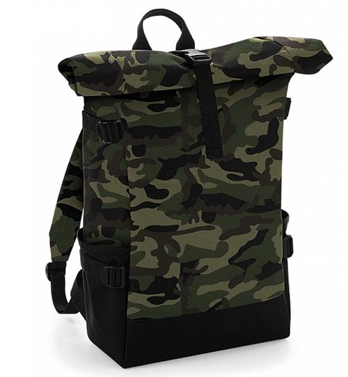 Block Roll-Top Backpack 926.29 kuprinė BG858