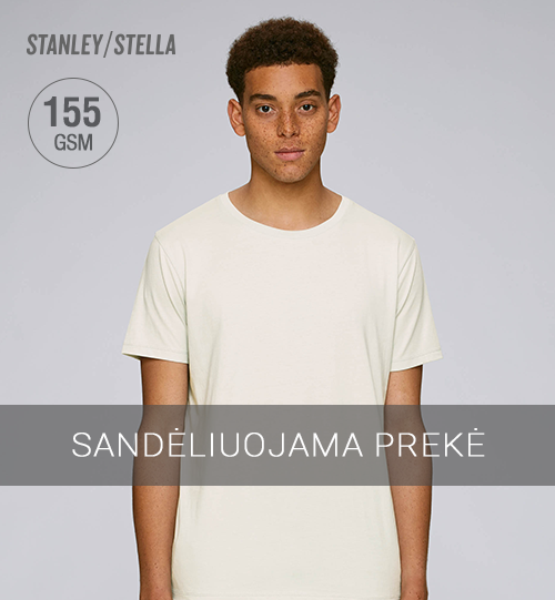 Marškinėliai Stanley&Stella Leads STTM528 men
