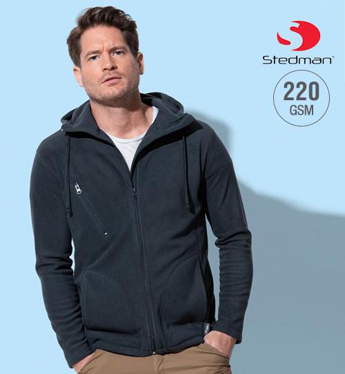 Flisinis džemperis Fleece jacket  821.05 ST5080 STEDMAN