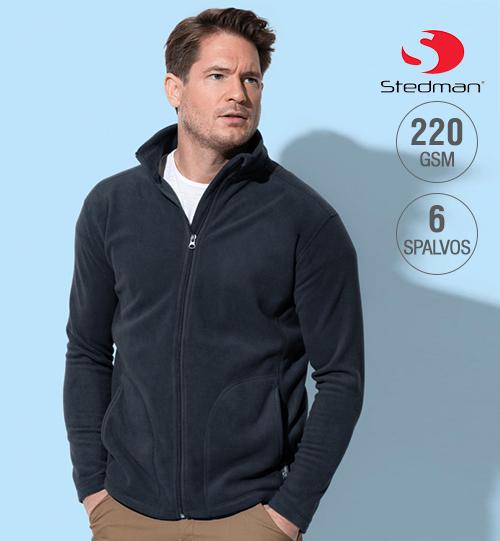 Flisinis džemperis Fleece jacket 823.05 ST5030 STEDMAN