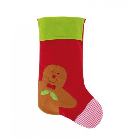 """Kalėdinė kojinė """"Ginger man"""" 56-0902355"""