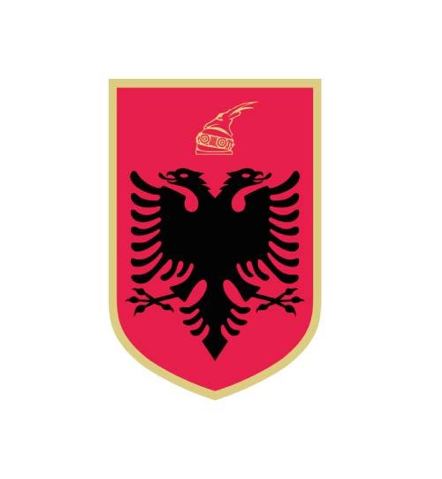 Albanijos herbas