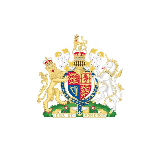 Anglijos herbas