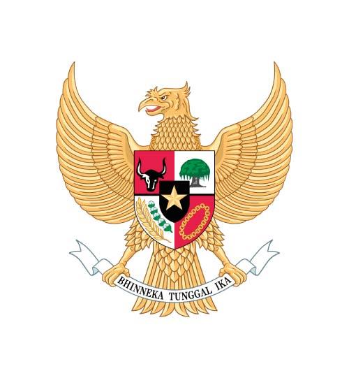 Indonezijos herbas