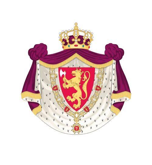 Norvegijos herbas
