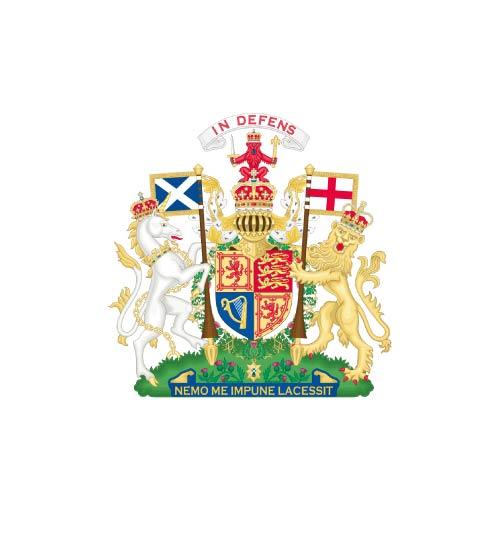 Škotijos herbas
