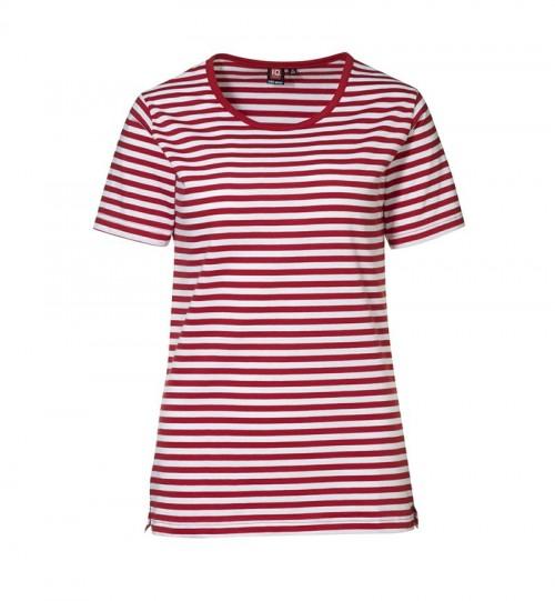Marškinėliai moterims dryžuoti ID0332